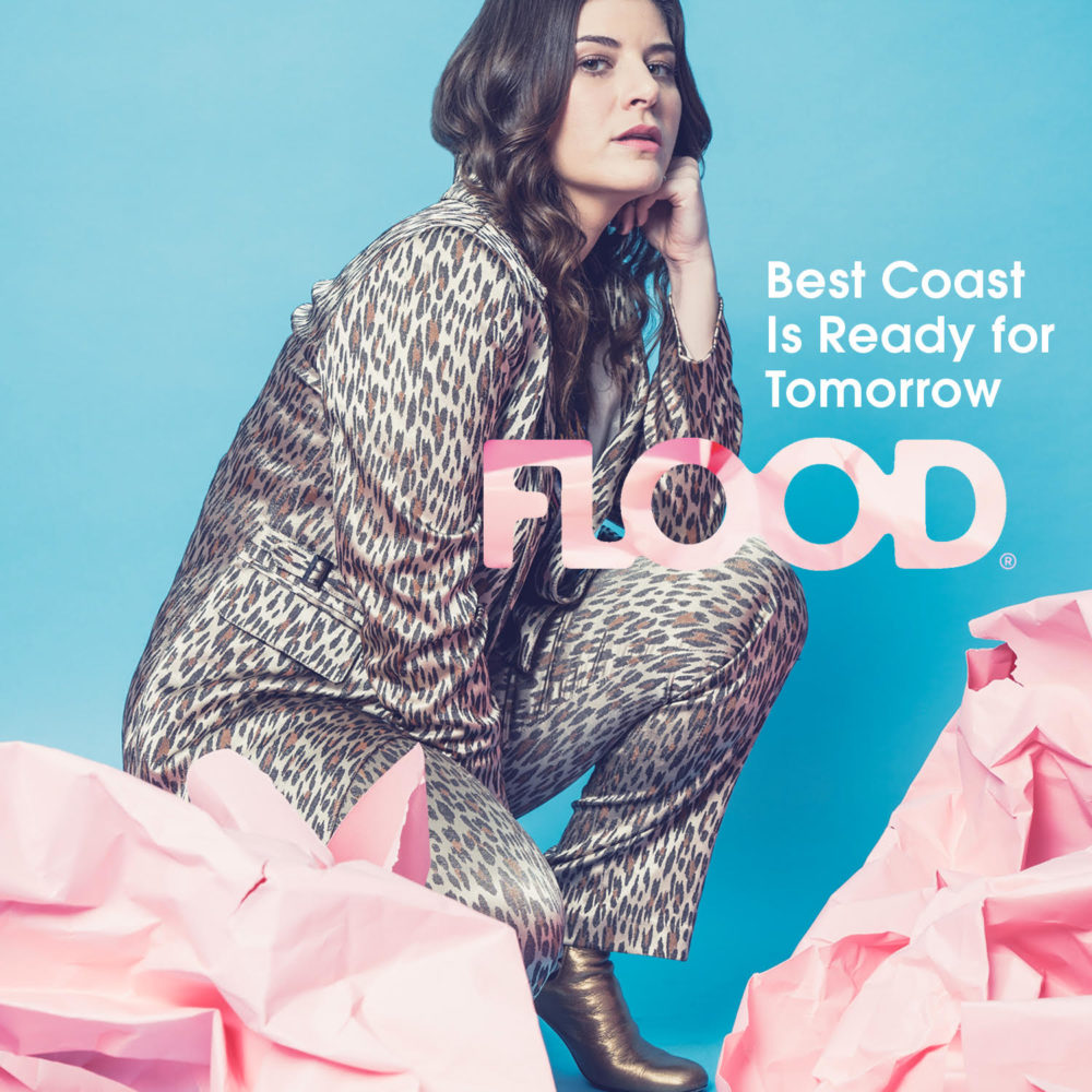 Best Coast FLOOD Digital Cover