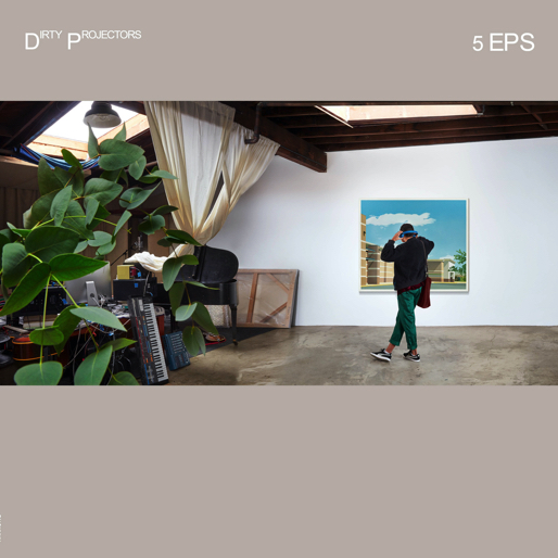 Dirty Projectors 5EPs