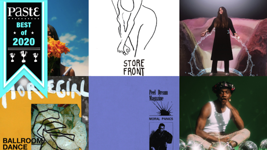 Paste's 25 Best EPs of 2020