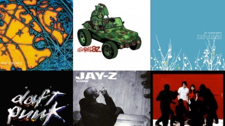 Paste's Best Albums of 2001